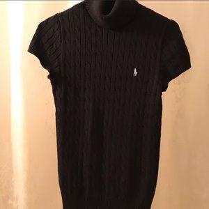 🏇🏽Ralph Lauren turtle neck short sleeved sweater